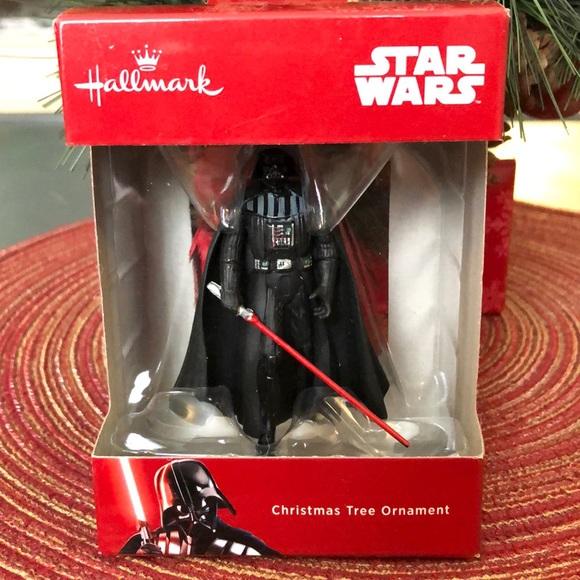 Hallmark Other - Hallmark Darth Vader Ornament